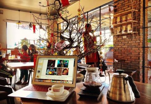 Khai trương cửa hàng Godere Coffee Roasters tại Đà Nẵng.