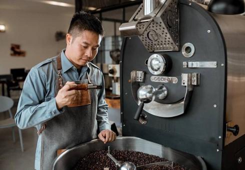 Quy trình sản xuất cà phê nguyên bản